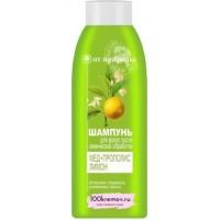 Шампунь для волос после химической обработки мед прополис лимон