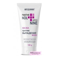 Маска против выпадения волос пантенол + аргинин PANTENOL+ARGININE
