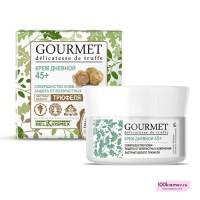 Крем дневной 45+ совершенство кожи защита от возрастных изменений экстракт белого трюфеля GOURMET