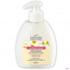 Крем-мыло  для интимной гигиены с антимикробным триклозаном  300 мл