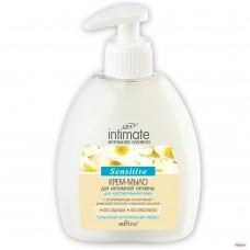 Крем-мыло для интимной гигиены  для чувствительной кожи 300 мл