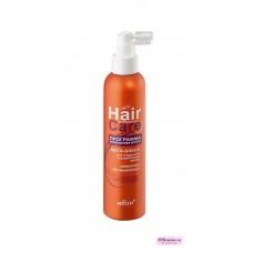 МЕГА-БЛЕСК для гладкости и укрепления  волос бифазный несмываемый (200 мл ПЛ НС Программа укрепления волос)