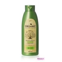 Мягкий бессульфатный шампунь с фитокератином для всех типов волос (500 мл ORGANIC)