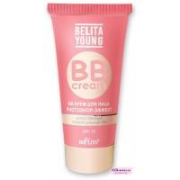 BB Крем для лица (туба 30 мл Belita Young)