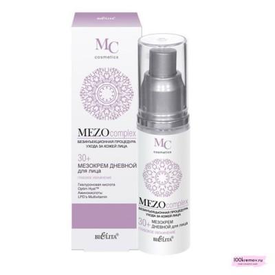 Мезокрем дневной для лица 30+ Глубокое увлажнение MEZOcomplex 50мл