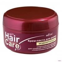 Крем-паста для волос моделирующая суперсильной фиксации 85 г