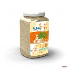 Соль морская природная для бани (Шалфей)  850 гр