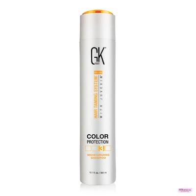 """GKhair Шампунь увлажняющий защищающий цвет волос """"Moisturizing Shampoo"""" 300 мл"""