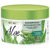 Витэкс Бальзам-Butter Интенсивный уход для сухих, ломких и тусклых волос, 300 мл