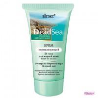 """Крем нормализующий 24 часа для жирной кожи """"Dead Sea"""" 50 мл"""