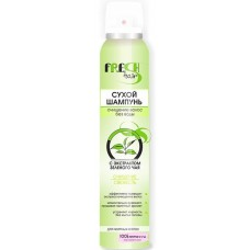 Fresh Hair СУХОЙ шампунь с экстрактом зеленого чая,200мл