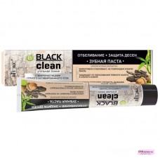 """Зубная паста  BLACK CLEAN """"Отбеливание+защита десен"""" 85г"""